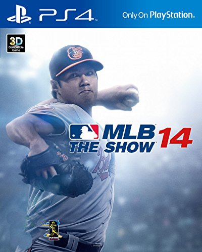 MLB 14 The Show [REGION FREE ENGLISH Edition] PlayStation 4 PS4 Major League Baseball 2014 GAME